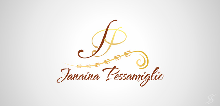 Logotipo Janaina Pessaiglio
