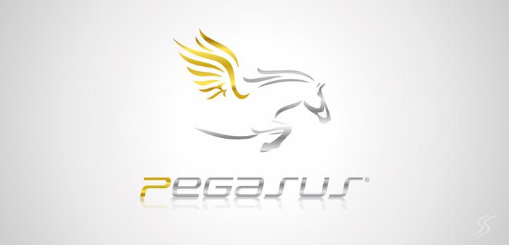 Logotipo Pegasus