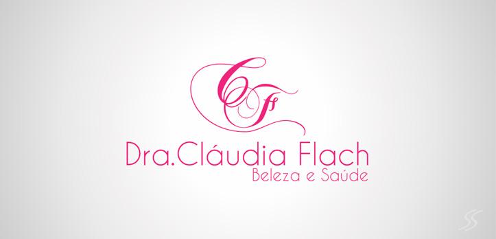 Logotipo Cláudia Flach