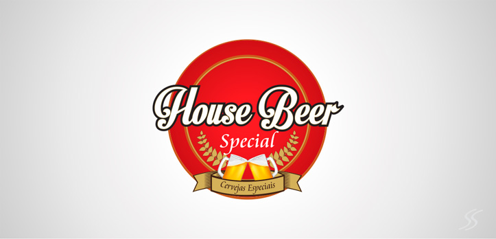 Logotipo House Beer