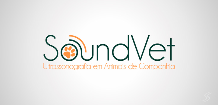 logotipo para soundvet