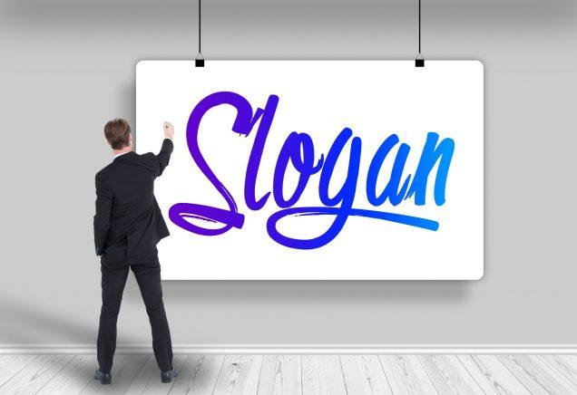 o que é um slogan